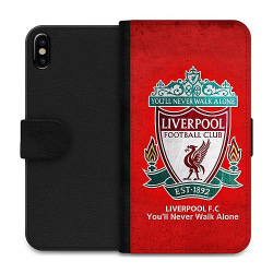 Apple iPhone XS Max Wallet Case Liverpool