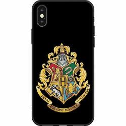 Apple iPhone XS Max Mjukt skal - Harry Potter