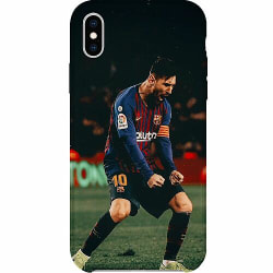 Apple iPhone XS Max Thin Case Messi