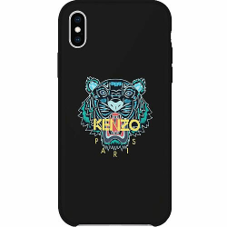Apple iPhone XS Max Thin Case Tiger