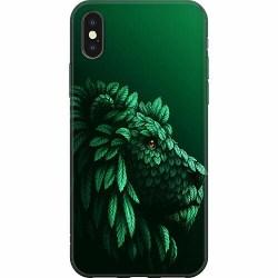 Apple iPhone X / XS Mjukt skal - Vegan Lion