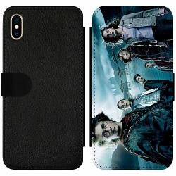 Apple iPhone XS Max Wallet Slim Case Harry Potter