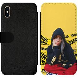 Apple iPhone XS Max Wallet Slim Case Billie Eilish