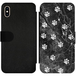 Apple iPhone XS Max Wallet Slim Case Obsidian Orb PAW