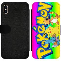 Apple iPhone XS Max Wallet Slim Case Pokemon