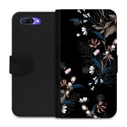 Huawei Honor 10 Plånboksfodral Blommor