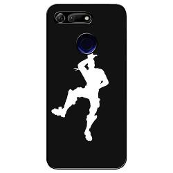 Huawei Honor View 20 Soft Case (Svart) Fortnite Dance