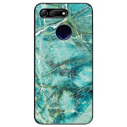 Huawei Honor View 20 Soft Case (Svart) Light Emerald
