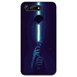 Huawei Honor View 20 Soft Case (Svart) Star Wars