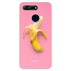 Huawei Honor View 20 Soft Case (Frostad) Banana