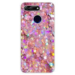 Huawei Honor View 20 Soft Case (Frostad) Glitter