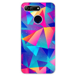 Huawei Honor View 20 Soft Case (Frostad) Retro