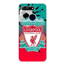 Huawei Honor View 20 Soft Case (Vit) Liverpool