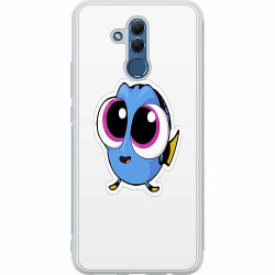Huawei Mate 20 Lite Soft Case (Frostad) Eye-Fish