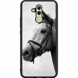 Huawei Mate 20 Lite Soft Case (Svart) Häst