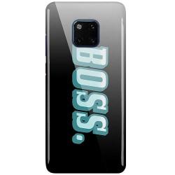 Huawei Mate 20 Pro LUX Mobilskal (Glansig) BOSS