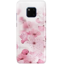 Huawei Mate 20 Pro LUX Mobilskal (Glansig) Cherry Blossom