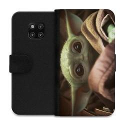 Huawei Mate 20 Pro Wallet Case Baby Yoda