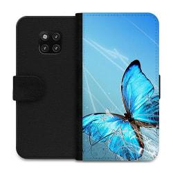 Huawei Mate 20 Pro Wallet Case Fjäril