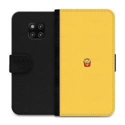 Huawei Mate 20 Pro Wallet Case Yellow