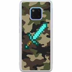 Huawei Mate 20 Pro Soft Case (Frostad) Minecraft