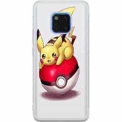 Huawei Mate 20 Pro Soft Case (Frostad) Pokemon