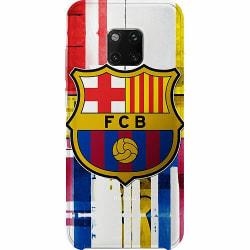 Huawei Mate 20 Pro Thin Case FC Barcelona