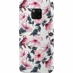 Huawei Mate 20 Pro Thin Case Floral Spring