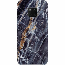 Huawei Mate 20 Pro Thin Case Marmor