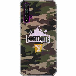 Huawei Nova 5T Thin Case Fortnite Chapter 2