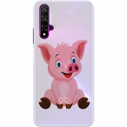 Huawei Nova 5T Thin Case  Piggy