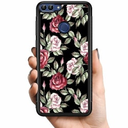 Huawei P Smart (2018) Billigt mobilskal - Blommor
