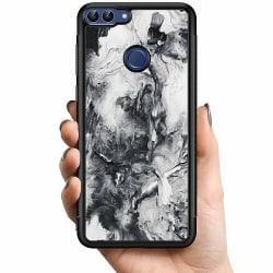 Huawei P Smart (2018) Billigt mobilskal - Liquid Smoke