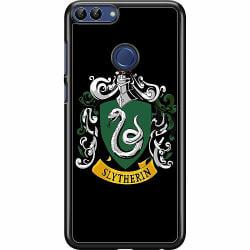 Huawei P Smart (2018) Hard Case (Svart) Harry Potter - Slytherin