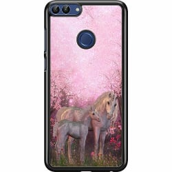 Huawei P Smart (2018) Hard Case (Svart) Unicorn