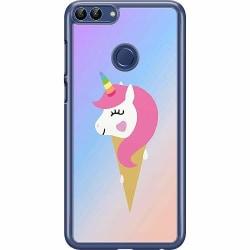 Huawei P Smart (2018) Hard Case (Transparent) UNICORN