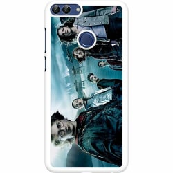 Huawei P Smart (2018) Hard Case (Vit) Harry Potter
