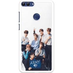 Huawei P Smart (2018) Hard Case (Vit) BTS
