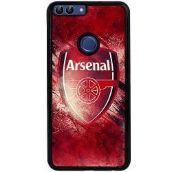 Huawei P Smart (2018) Soft Case (Svart) Arsenal Football
