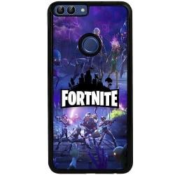 Huawei P Smart (2018) Soft Case (Svart) Fortnite Gaming