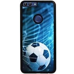 Huawei P Smart (2018) Soft Case (Svart) VM Fotboll 2018
