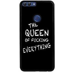 Huawei P Smart (2018) Soft Case (Svart) Queen