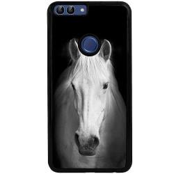 Huawei P Smart (2018) Soft Case (Svart) Häst