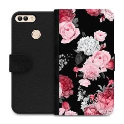 Huawei P Smart (2018) Wallet Case Floral Bloom