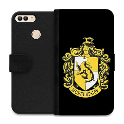 Huawei P Smart (2018) Wallet Case Harry Potter - Hufflepuff
