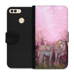 Huawei P Smart (2018) Wallet Case Unicorn