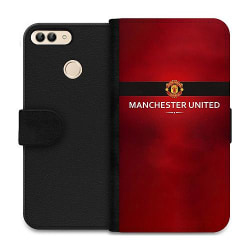 Huawei P Smart (2018) Wallet Case Manchester United