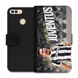 Huawei P Smart (2018) Wallet Case Ronaldo