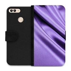 Huawei P Smart (2018) Wallet Case Silky Lavendel