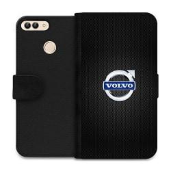 Huawei P Smart (2018) Wallet Case Volvo